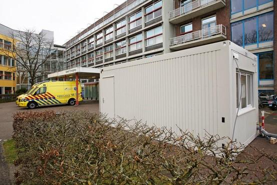 Lichte daling coronagevallen in ziekenhuizen regio houdt ook zondag stand