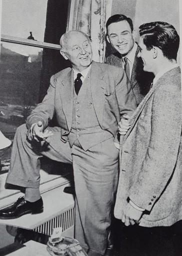 Architect Dudok trok in 1953 door Amerika: 'een fantastische reis door een land vol wonderen'