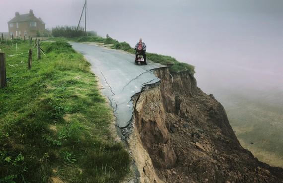 Arnout Hauben doet een rondje De Noordzee: een avontuur dicht bij huis