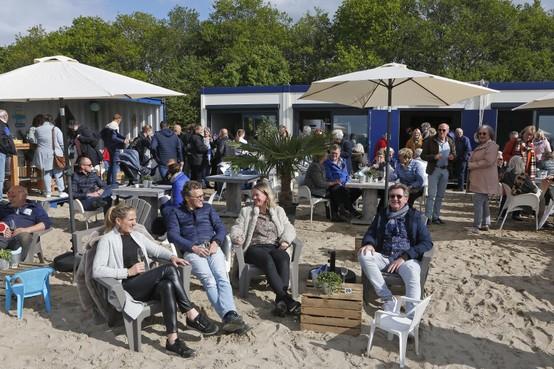 Bouw strandpaviljoen Blaricum weer uitgesteld; Ontwikkelaar: 'Stiekem heb ik al een datum geprikt, 21-02-2021 lijkt mooi'
