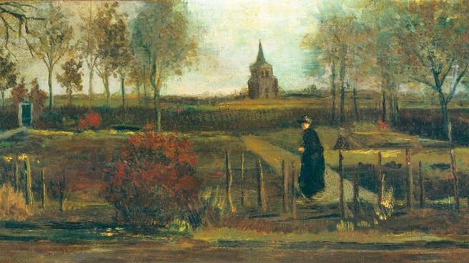 Van Gogh geroofd uit Singer Laren; 'Dit is diefstal van ons allemaal'