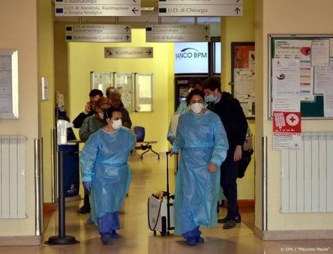 Zestien gevallen van het coronavirus in Noord-Italië