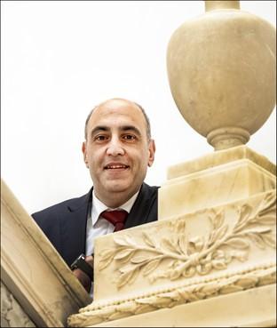 Gedeputeerde Adnan Tekin: 'Mijn vader hield me bij de les'