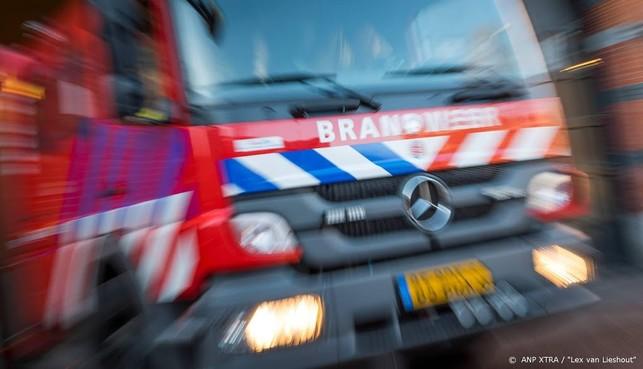 Gewonden door brand in Vaals