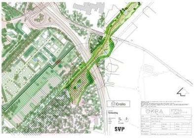 'Bebouwing van buurtschap Crailo is geen probleem voor natuurbrug Laarderhoogt'