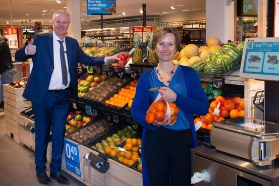 Goed nieuws voor Hilversumse Meentbewoners: AH-filiaal in winkelcentrum is weer open