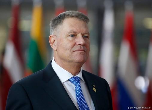 Karelsprijs voor Roemeense president Iohannis