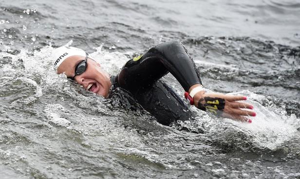 Zwemster Van Rouwendaal viert rentree met tweede plaats
