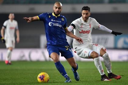 'De Ligt was snel naar de kleedkamer.' Sofyan Amrabat uit Huizen blinkt uit tegen Juventus