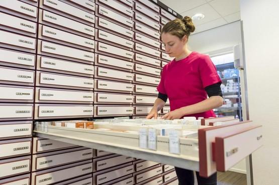 Apotheek die zelf medicijnen bereidt in gevaar