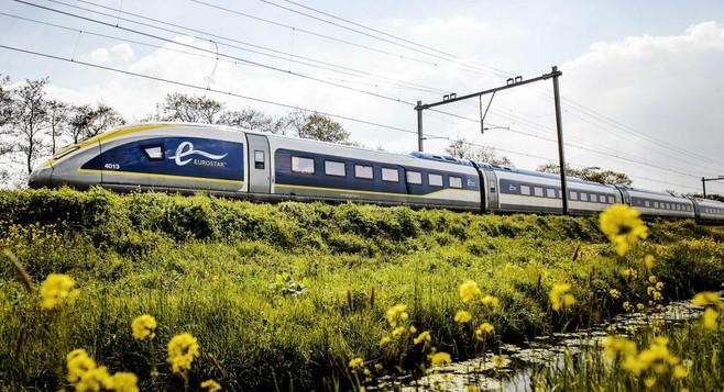 Eurostar stelt rechtstreekse trein naar Londen uit