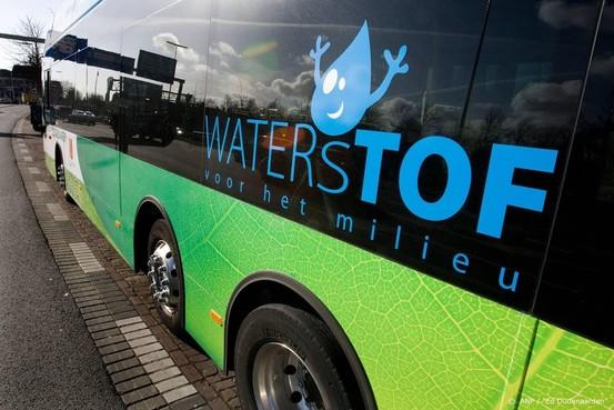 50 nieuwe waterstofbussen in 2021