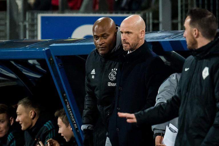 Ajax verslaat sc Heerenveen en blijft kloploper