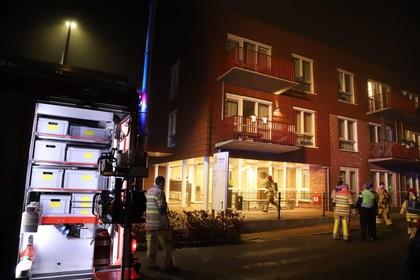 Natuurlijke dood bewoner Florisberg, brand door sigaret van overledene