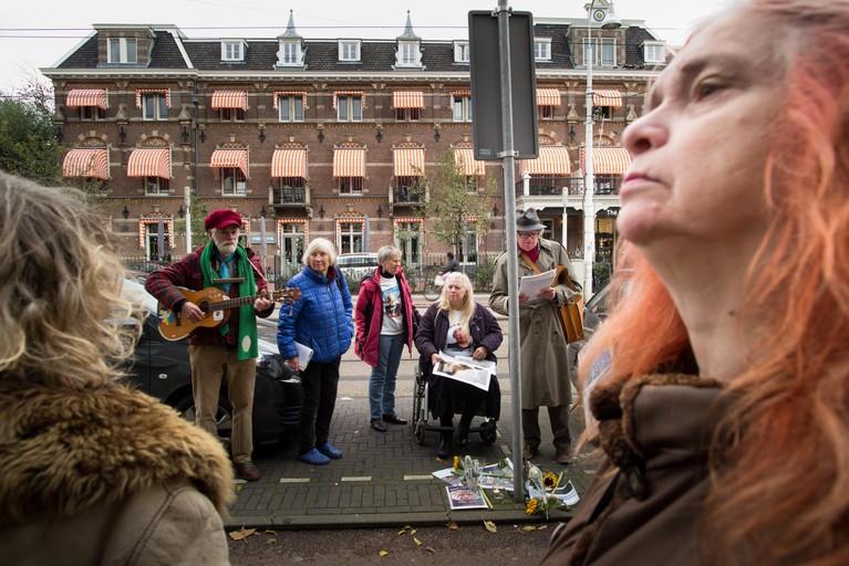 'Rariteitenkabinet' herdenkt moord op ridder van het vrije woord Theo van Gogh [video]