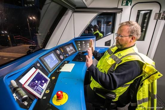 Test met automatische treinpiloot op Hanzelijn