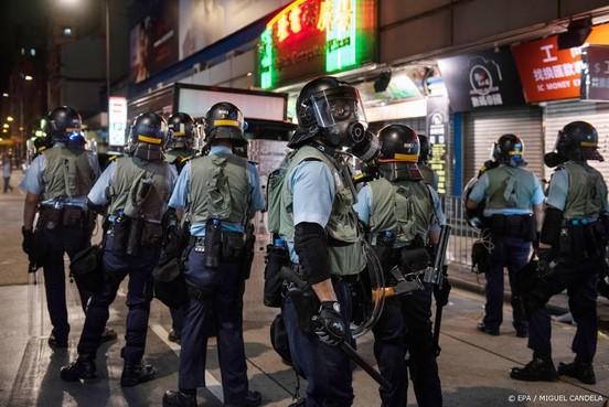 VS bezorgd over Chinese troepen bij Hongkong