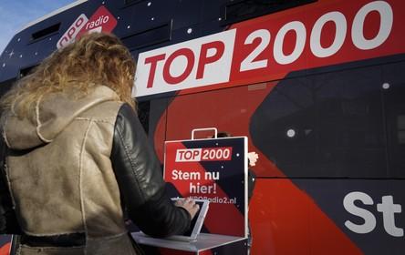 Top2000-stembus zaterdag bij Beeld en Geluid