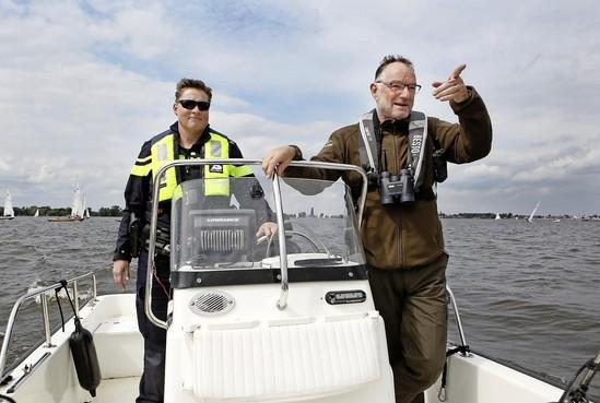 Bijzonder opsporingsambtenaar: 'De ellende op het water neemt toe'