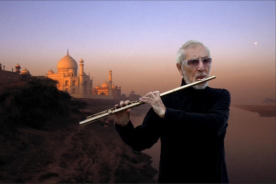 Afscheid van een reislustige fluitist Chris Hinze in Theater Idea Soest [video]
