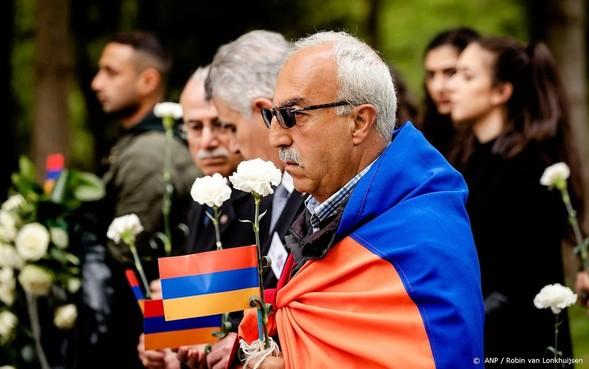 Actie voor erkenning Armeense genocide