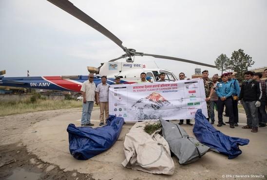 Nog eens drie doden op Mount Everest