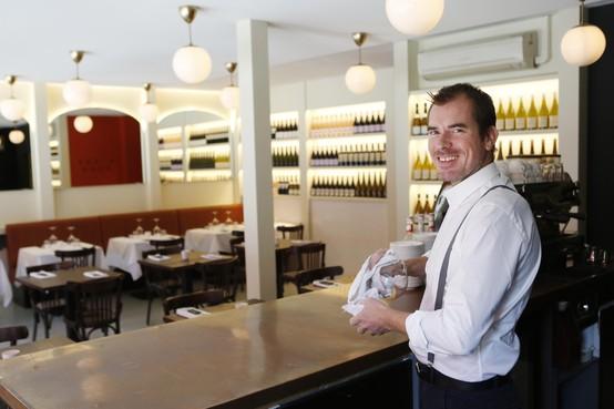 Brasserie Mans op de Gijsbrecht dinsdag al open, 'uiteindelijk naar een tournedos in plaats van een biefstuk'