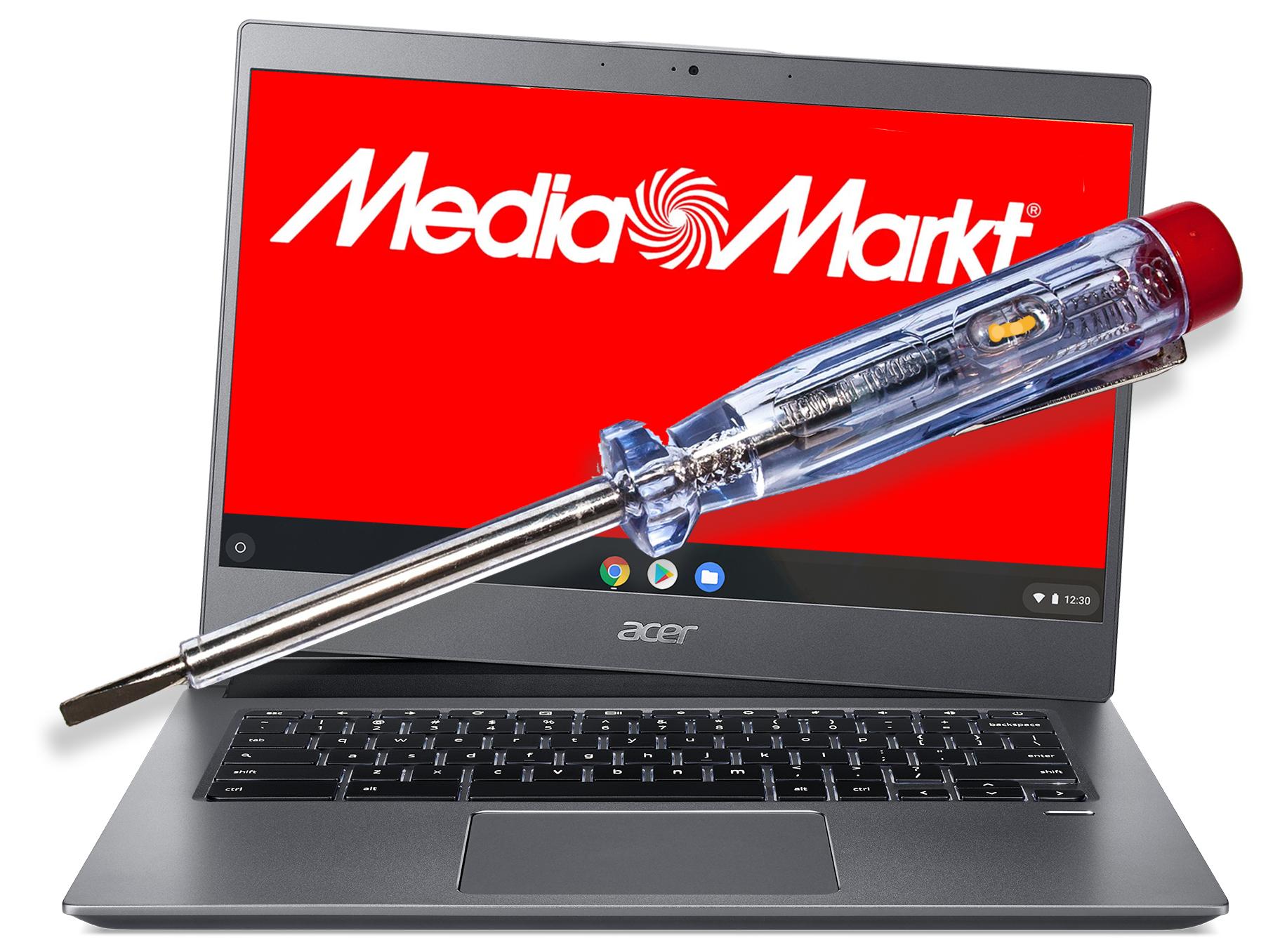 Laptop Van Mediamarkt Valt Zomaar Uit Elkaar Gooieneemlander