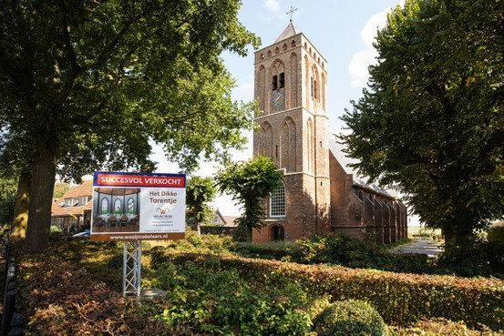 Dikke Torentje in Eemnes is weer verkocht