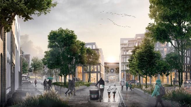 Hilversum zet volgende stap in Zeven Straatjes-plan, maar houdt het voor alle zekerheid nog flexibel