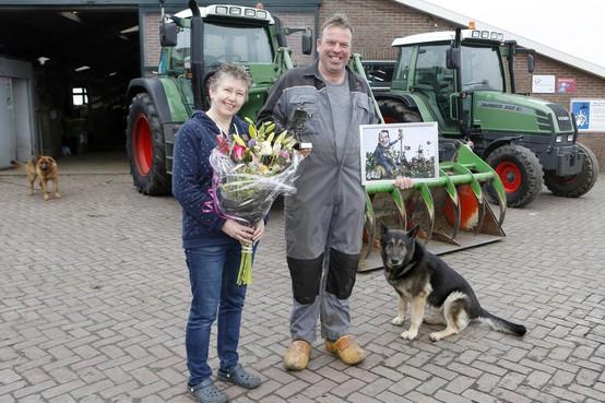 De Gooi- en Eemlander van het jaar Pieter Kuijer: 'Deze prijs is een eerbetoon aan de boeren'