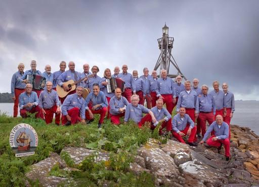 Shantykoor Kaap Hoorn bestaat 25 jaar