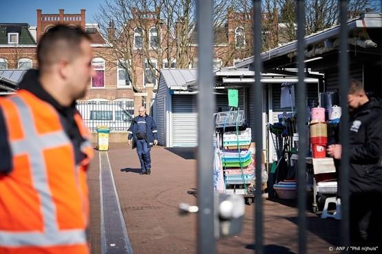 Haagse Markt blijft open in nieuwe vorm