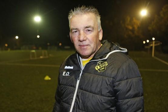 Ed Otten blijft aan als coach van 't Gooi, verschil in ambitie leidt Wesley Geerlings naar de uitgang bij al elf keer op rij verliezend Nederhorst