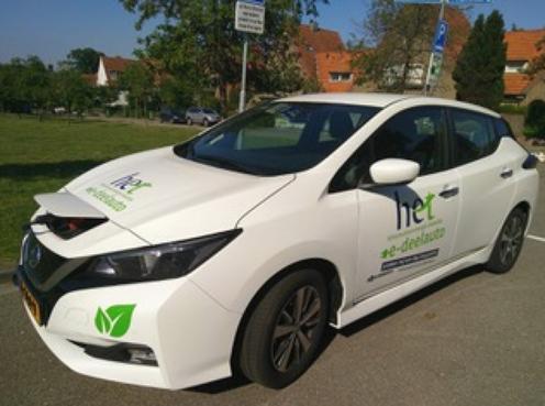 Proef met deelauto geslaagd: HET breidt uit naar Hilversum Oost