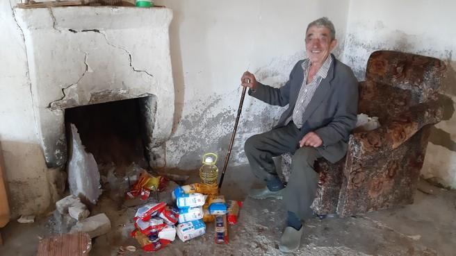 Nog veel voedselpakketten nodig voor Albanië