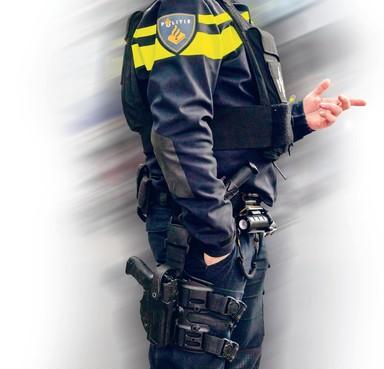 Leidt de stress tot schietgrage agenten?