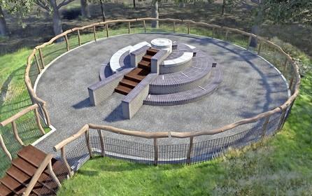GroenLinks Huizen: Uitkijkpunt Tafelberg moet ook voor rolstoelers toegankelijk worden