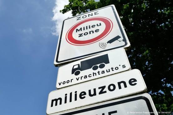 Duitsers dwarsbomen milieuzone Maastricht