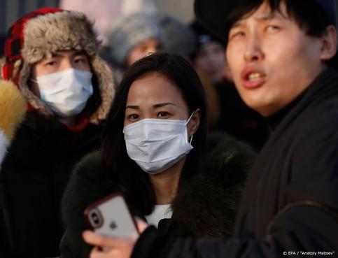 Dodental coronavirus naar 56 en 300 nieuwe gevallen in China