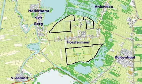 In Horstermeer gaan ze hun eigen natuur beheren: Provincie verkoopt deel van de polder