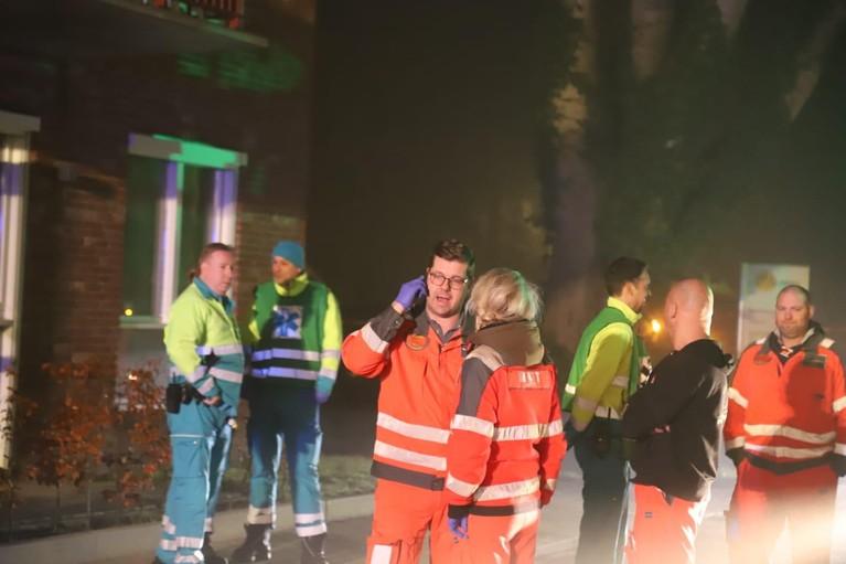 Bewoner komt om het leven bij brand in verzorgingstehuis Muiderberg