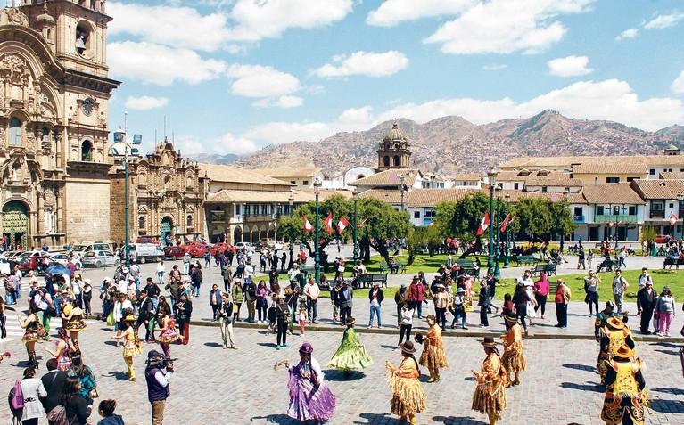 Vrij zijn in de Andes