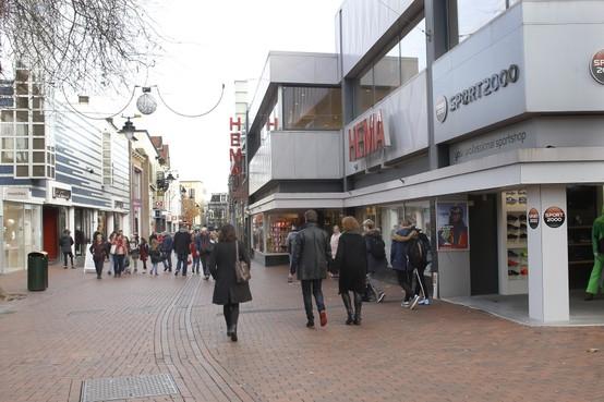 Centrum Hilversum trekt meer bezoekers in 2019: 'Hebben we keihard voor gewerkt'