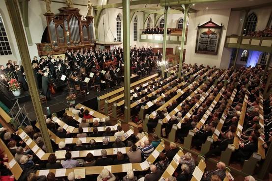 Matthaus Passion in Huizen krijgt definitief geen subsidie; 'De burgemeester heeft wel het eerste kaartje gekocht'