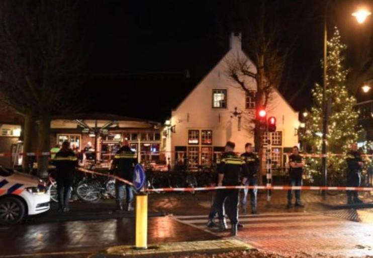 Kroegbaas van 't Bonte Paard over pistoolschot in zijn zaak: 'Dit verwacht je hier in Laren niet'