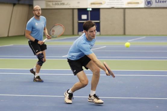 Verrassende winst Bakker en Khoeblal in dubbelfinale van Bosheim Open