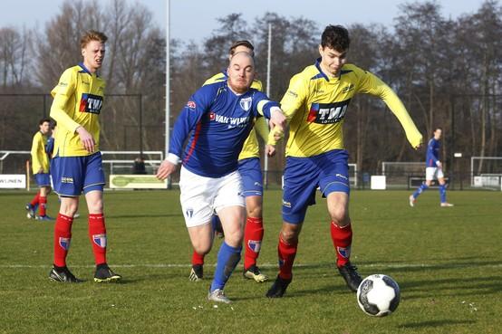 FC Weesp houdt het doel schoon en boekt broodnodige zege bij Theole