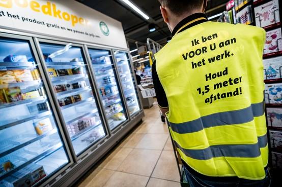 Vrachtwagens mogen bij vijftien Hilversumse supermarkten ook 's nachts laden en lossen