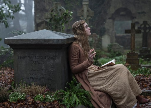 Filmrecensie 'Mary Shelley': Allerminst ongedwongen